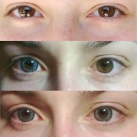 Draco Malfoy Contacts by OtheCleverPan