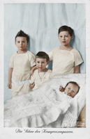 Four brothers by olgasha