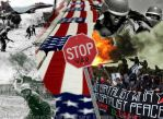 Stop War Collage. by ickinsane