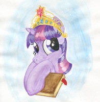 Big Crown Thingy by TwilightFlopple