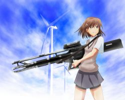 Railgun with a Railgun by HaryuDanto