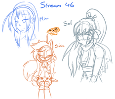 STREAM 46 by Sarukin