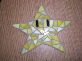 Mario Star Magnets by Angelpedia