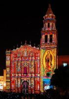Lightshow in El Carmen by sandokanmx