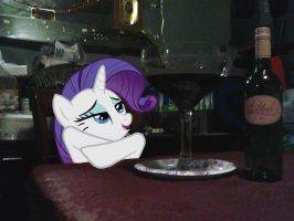 Rarity - One Glass a Day by Paris7500