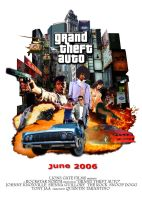 Grand Theft Auto Live Action by mistasam