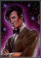 Doctor Who by RandySiplon