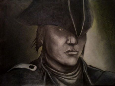 Connor Kenway by Misiocytka