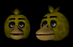 Chica [ Now With Endoskeleton ] by Thessera
