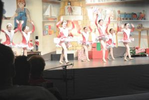 The Dance Company Christmas Show, Dance Christmas by Miss-Tbones