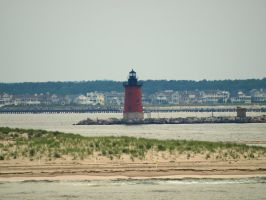 Small Lighthouse 1 by Dracoart-Stock