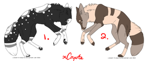 Point adopts SOLD by xCoyote