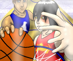 Slam Dunk by Goldencloud
