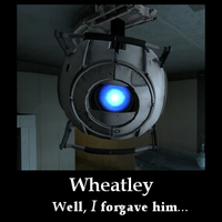 Wheatley Motivational by msfcatlover