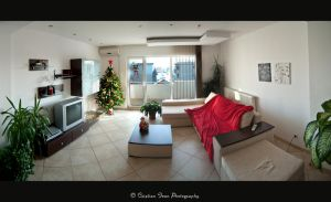 Modern Interior Panorama by joanchris