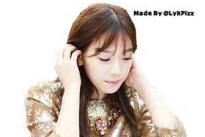Png Taeyeon#3 Made By @LykPizz by LykPizz