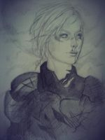 Commander Ellie Shepard - ME3 Ending by ellieshep