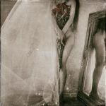 I stood naked at front of a great mirror II by RapidHeartMovement