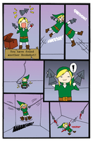Zelda Comic 1 by Pepisa