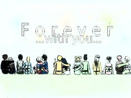 Forever with you by Amira-Amilia