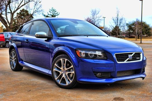 Volvo C30 T5 R-Design by dr427
