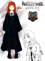 PM : Leviox by monjinka