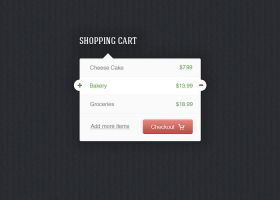 Shopping cart by nsaba