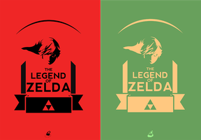 The Legend Of Zelda by JandoDC