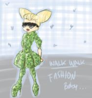 Walk Walk FASHION baby by seyo-tsukino