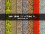 Fabric Seamless Patterns Vol. 2 by xara24
