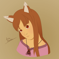 Art trade_SaW: Holo by Cuineth