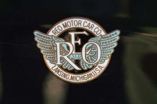1915 REO Speed Wagon Badge by Brooklyn47