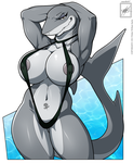 Sexy Shark_Complete by wsache007