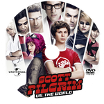 Scott Pilgrim DVD Label by CJ5