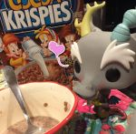MLP: Yummy Cereal and :Chocolate: milk by Garfield141992