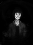 Smile by hydrogen-chloride