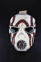Borderlands 2: Psycho Mask by JarmanProps
