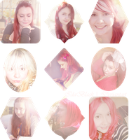 9 pictures of my bff by IdaBlack