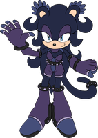 My Character: Glamour the Bearcat by Project--Xeta