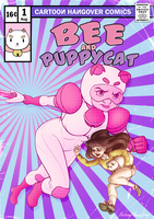 ISSUE 1 OF BEE AND PUPPYCAT by shoyshoy
