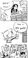 Poo  Paste by AnthonyHolden