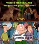 All Dogs Go to Heaven 2 by boshthehedgehog
