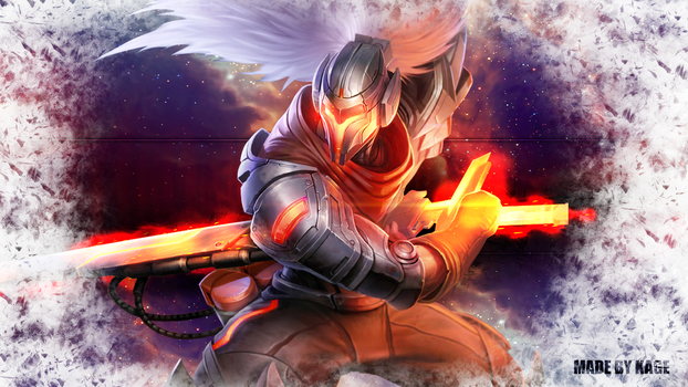 Project Yasuo by IKageI