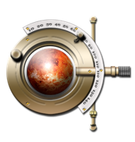 Steampunk Phopteron New Mars Icon by yereverluvinuncleber
