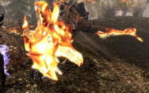 When The Ashes Start Skyrim by Annatiger1234