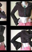 Very, very gothic sweater by Ashte