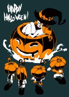 halloween 2010 by kosal