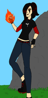 Valene in MS Paint by Cookie96