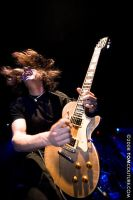 Alex Skolnick of TESTAMENT 2 by tomcouture