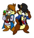 Chip N' Dale W by JTF3